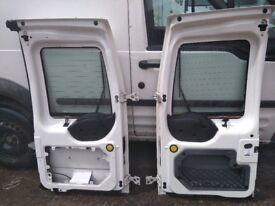 Transit connect rear doors