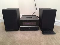 Sony CMT-BX70DBi DAB Micro Hi-Fi System with Built-in iPod Dock