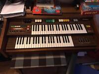 Orla prestige electric organ