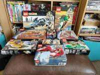 10 Vintage and rare lego from late 90s and early 00s