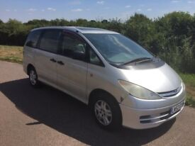 2003 Toyota Previa 2.4 Automatic 8 Seater - Please Read Full Advert