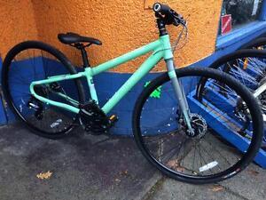 *NEW* NORCO INDIE Forma 4. Ladies Disc Brake Hybrid Bike. WAS $599, NOW $449