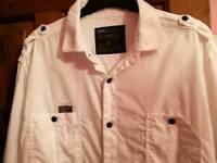 Very smart white Next shirt like new