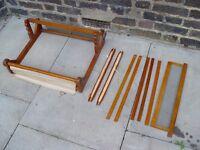 FREE DELIVERY Vintage Rigid Heddle Loom 88