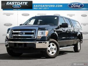 2013 Ford F-150 XLT 6.5' BOX with CAP