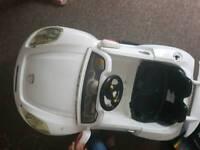 Car white