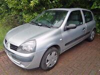 Renault Clio 1.2 Very good condition!
