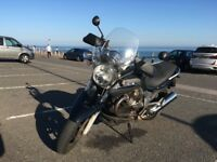 Moto Guzzi Breva 1100 (55), only 17318 miles, Great Bike!