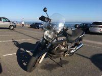 Moto Guzzi Breva 1100 (55), only 17318 miles, Great Bike!
