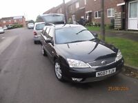 2007 FORD MONDEO 2.0 TDCi TURBO 6 SPEED MANUAL DIESEL ESTATE
