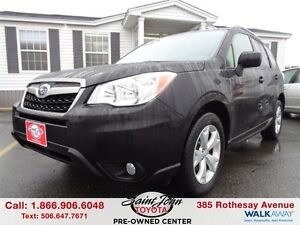 2014 Subaru Forester 2.5i Touring Package $203.64 BI WEEKLY!!!