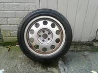 Audi a3,golf mk4, spare wheel