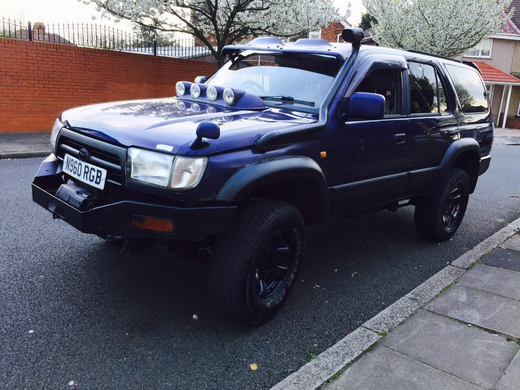 toyota hilux surf in ealing london gumtree. Black Bedroom Furniture Sets. Home Design Ideas