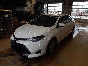 2017 Toyota Corolla LE Red Tag Days!