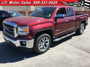 2014 GMC Sierra 1500 SLT, Crew Cab, Leather, 4x4  56,000km