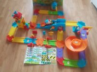 Vtech Toot Toot train station bundle