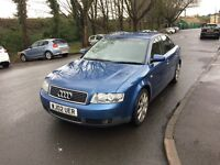 Diesel Audi A4 130 bhp in excellent condition 1st to view will buy px options available