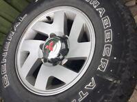 Mitsubishi wheels