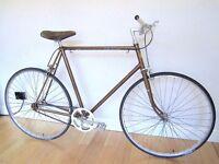 60cm BSA Weekender single speed vintage bike