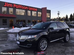 2013 Lincoln MKX nav, roof, leather