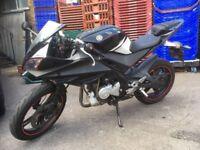 Yamaha YZF 125 Motorbike