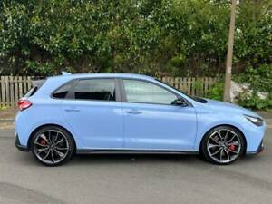 Hyundai I30 N Performance Lux Parkville Melbourne City Preview
