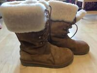 Ladies UGG boots size 6.5