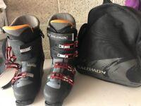 Salomon Sensifit ski boots size 10