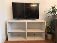 TV Stand, IKEA, White