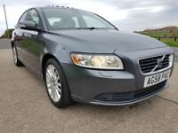 Volvo S40 2.0 TD SE Lux High spec fully loaded model, Stunning Clean Car