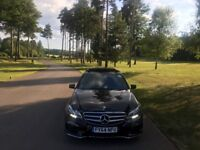 **£250 P/W*PCO RENTorBUY* Mercedes E-300 Diesel Hybrid AMG Fully loaded **PCO RENT** (option to buy)