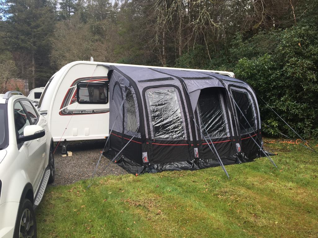 Westfield Carina 350 Awning In Livingston West Lothian