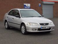 2000/w reg Honda Accord 2.0l vtec, long mot until march 2017, drives very well, 15 service stamps