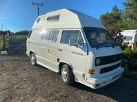 VW T25 camper 1987 mot Nov good usable condition