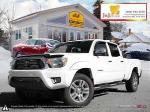 2013 Toyota Tacoma V6 LTD Ed.,Leather,One Owner