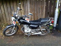 125cc Quick Sale 500£ OVNO