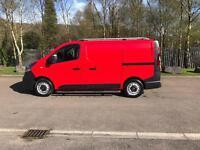 2015 Vauxhall Vivaro Panel Van NO VAT 40K