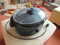 Large PRIMA Slow Cooker