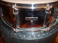VINTAGE 70's OLYMPIC by Premier snare drum