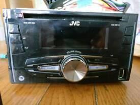 JVC Car Stereo KW-R510