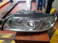 Volvo s60 xenon headlights