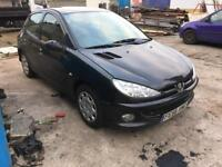 Peugeot 206 breaking all parts available