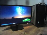 Pb Xtream' Quad Core Pc / Windows 10