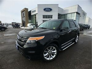 2012 Ford Explorer Limited W/LOW KM'S SOLD!