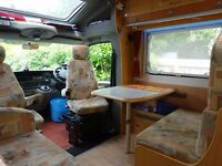 AUTOMATIC MOTORHOME FIXED BED DIESEL WELL CARED FOR GREAT CONDITION