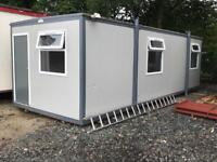 Portable cabins wanted