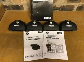 Thule rapid system foot pack and fixings
