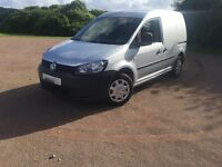 VW Caddy 1.6TDI C20 for sale: NO VAT