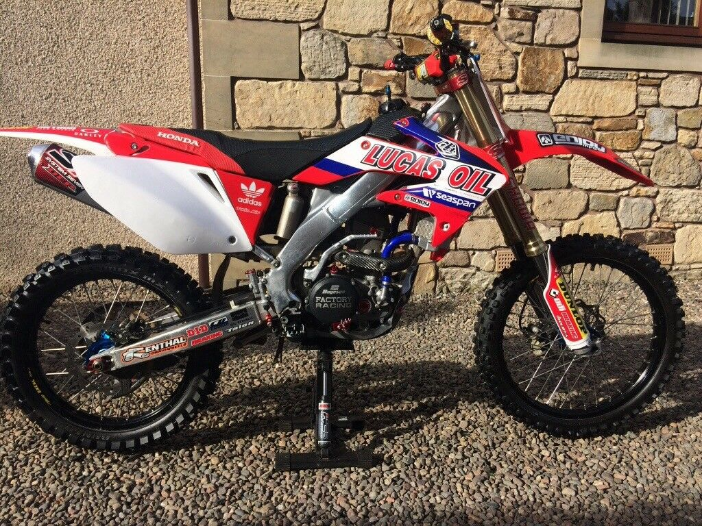 """Crf 250 2005 """"""""PENDING COLLECTION ON SAT 14th oct"""