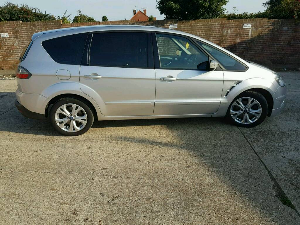 ford s max 7 seater diesel in brighton east sussex. Black Bedroom Furniture Sets. Home Design Ideas